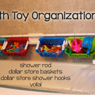 Bath Toy Organization
