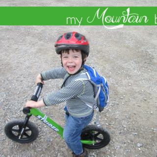 My Little Mountain Biker