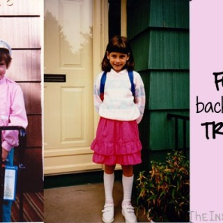 Forging Back To School Traditions