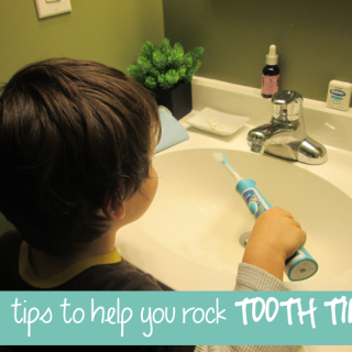 5 Tips to Help You Rock Tooth Time