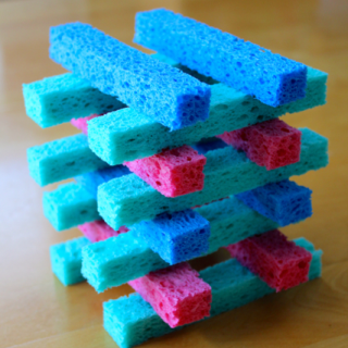 DIY Sponge Blocks
