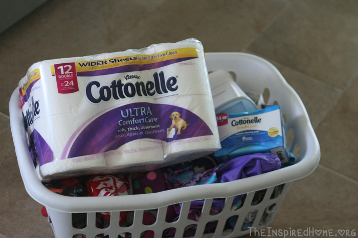 LetsTalkBum Cottonelle Wet and Dry Routine
