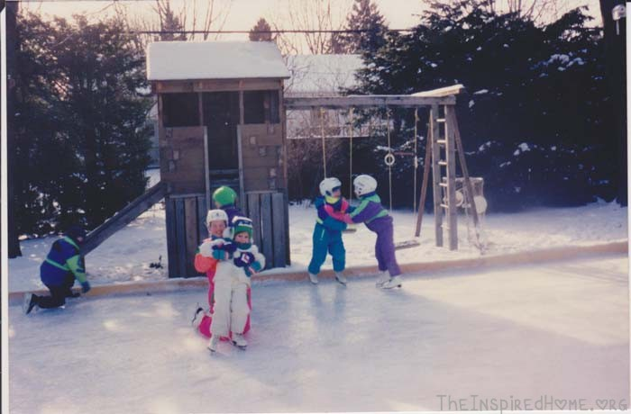 The Backyard Rink