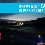 TheInspiredHome.org // Why We Don't Camp in Parking Lots.