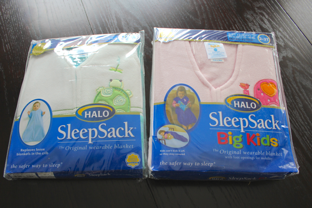 TheInspiredHome.org // Halo SleepSack Review & Giveaway