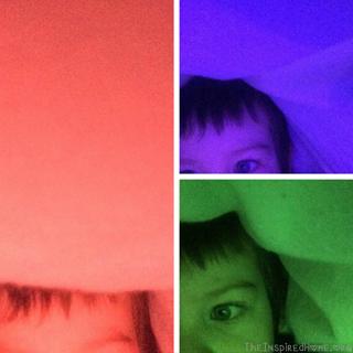 iPad Selfies