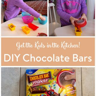 DIY Candy Bars