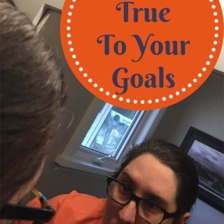 Staying True to Your New Years Goal {Giveaway}