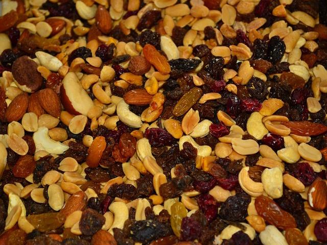 nuts seeds