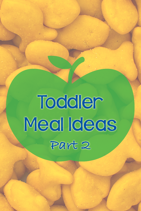TheInspiredHome.org // Looking for even more toddler meal ideas? These are quick and simple things that you can combine on one plate for a rounded meal quickly and easily.