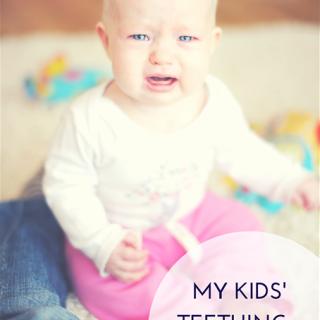 My Kid's Teething – Now What?