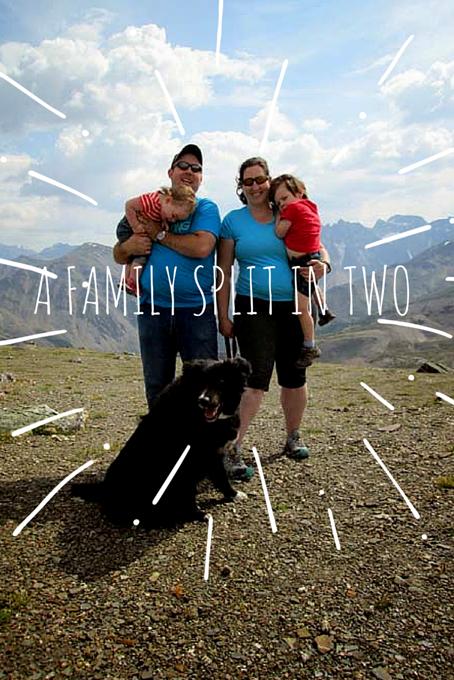 A Family Split in Two