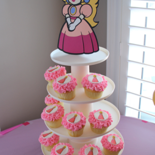Princess Peach Birthday Party