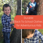 Durable Back-To-School Clothes for