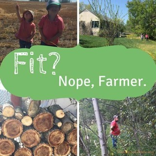 Fit? Nope, Farmer.