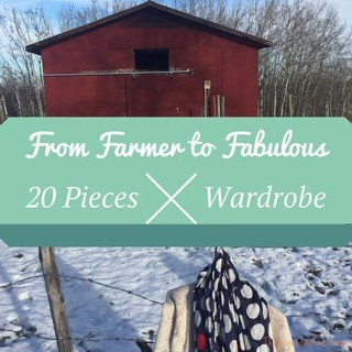 20 Pieces for Your Capsule Wardrobe