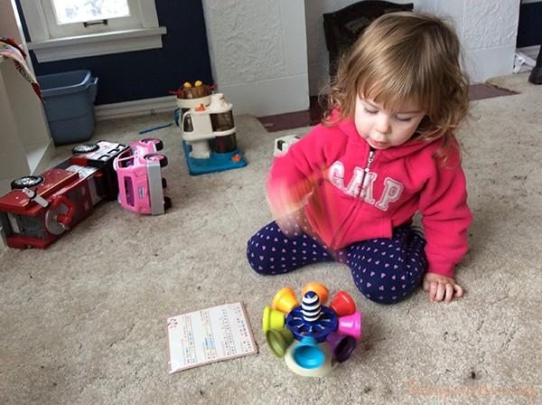 B. Toys - Piccolo Carousel Bells