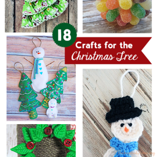 18 Crafts For Your Christmas Tree