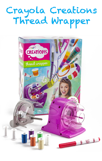 crayola creations thread wrapper