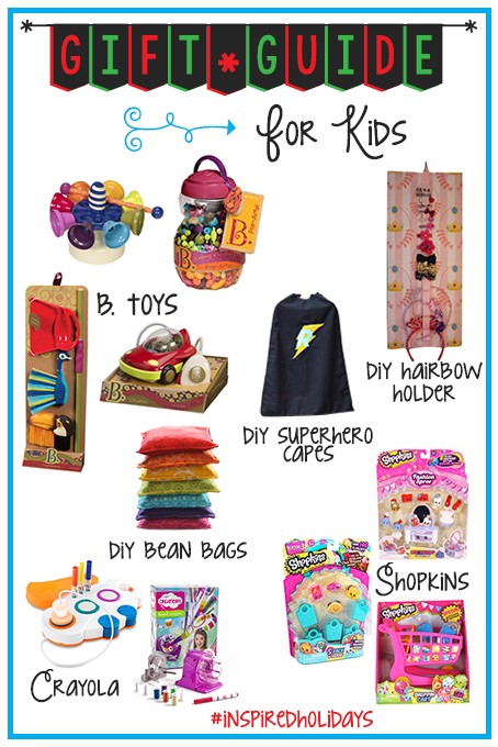 Holiday Gift Guide 2015: Ideas for the Kids