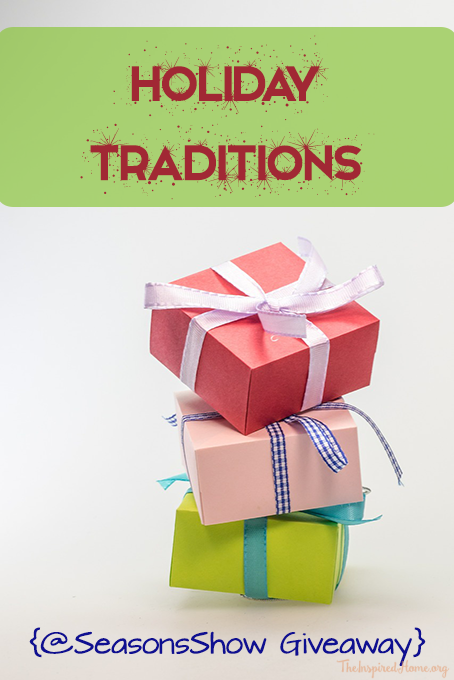 holiday traditions giveaway
