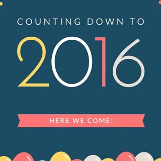 2016, Here We Come!