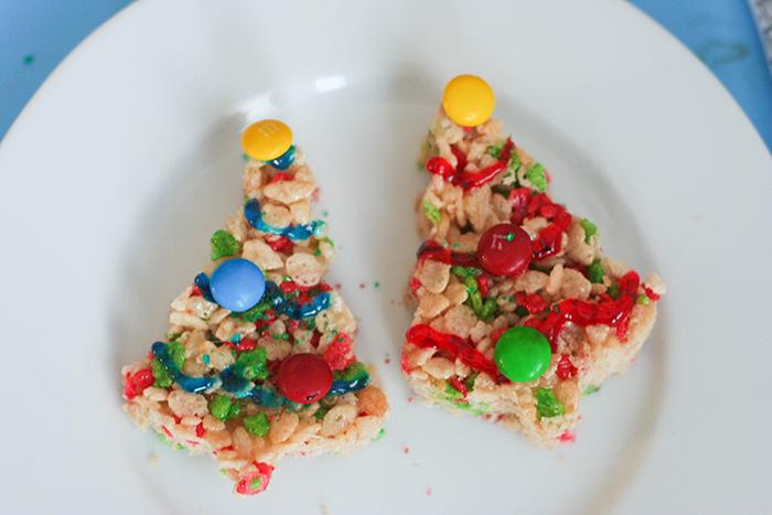 Christmas Trees Treats for Toys