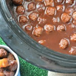 Sweet & Sour Meatball recipe