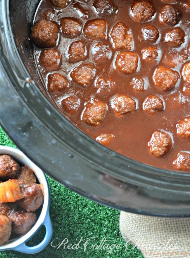 Sweet & Sour Meatball recipe