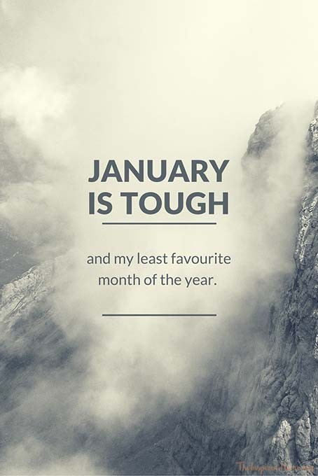 JANUARYIS TOUGH