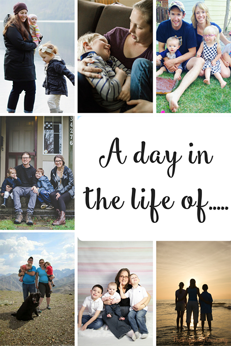 A Day in the Life of a Working Mom: How do we do everything we do in a day? We jam it in. Here's one of Holly's typical days.