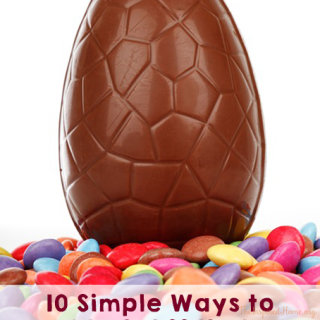 10 Simple Ways to Work Off That Easter Chocolate