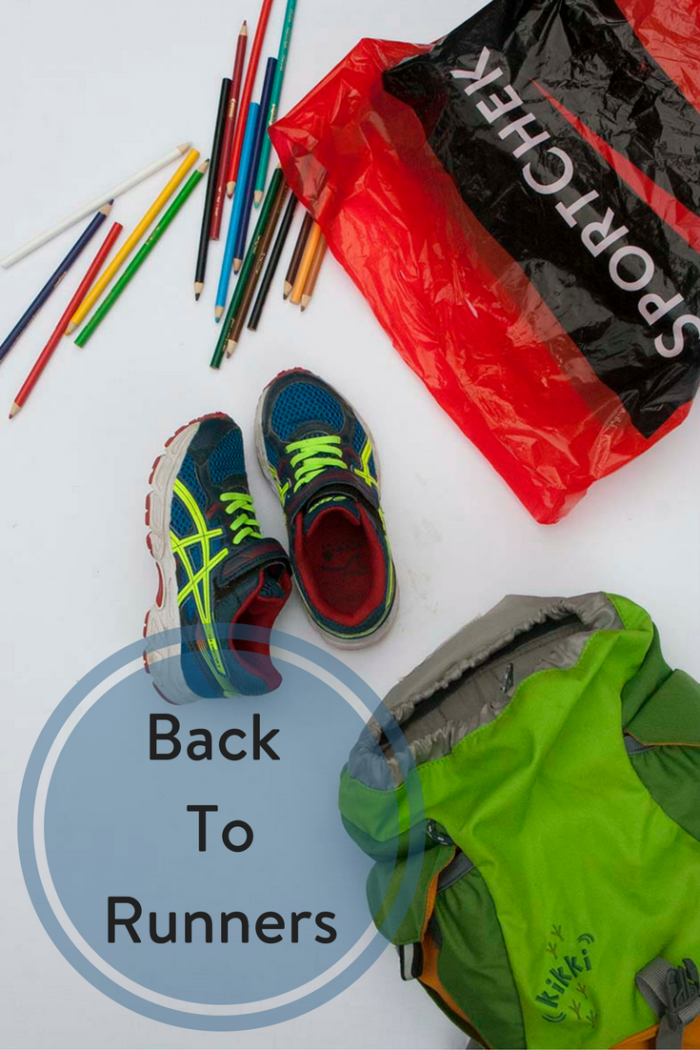 TheInspiredHome.org // Back To Runners. How to Choose Supportive Running Shoes for your Kids. Here's our easy 5 tricks to get your kids back to runners before school starts.