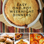 TheInpsiredHome.org // Easy One Pot Dinner Recipes