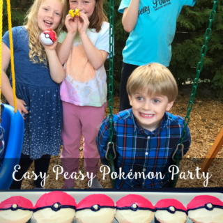 Easy Peasy Pokémon Party
