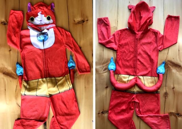 inspiredhome.org // yo-kai watch DIY costume