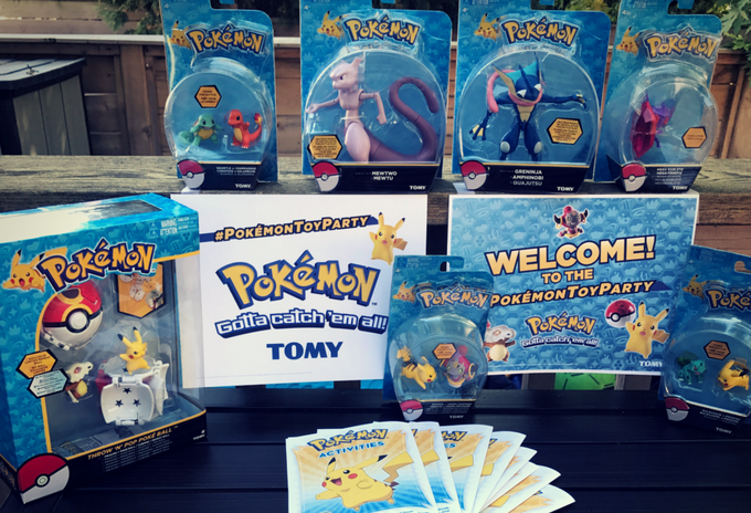 The Inspired Home // Easy Peasy Pokemon Party Toys