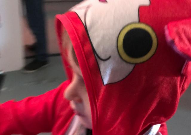 theinspiredhome.org // Yo-Kai Costume 3