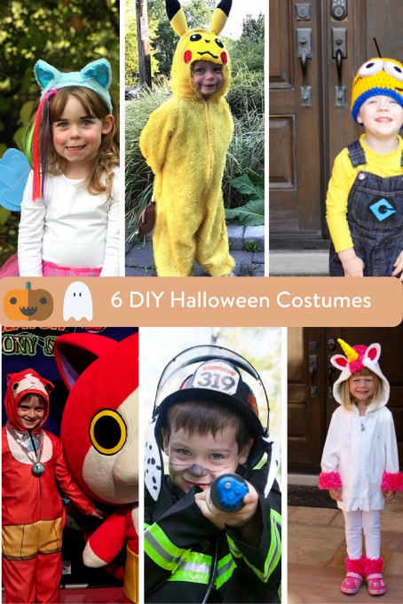 TheInspiredHome.org // 6 DIY Halloween Costumes from your favourite TV & Movie Shows!