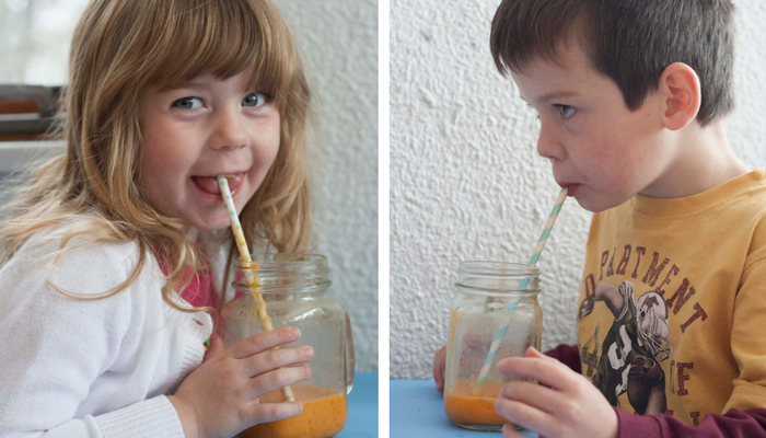 smoothie-loving-kids