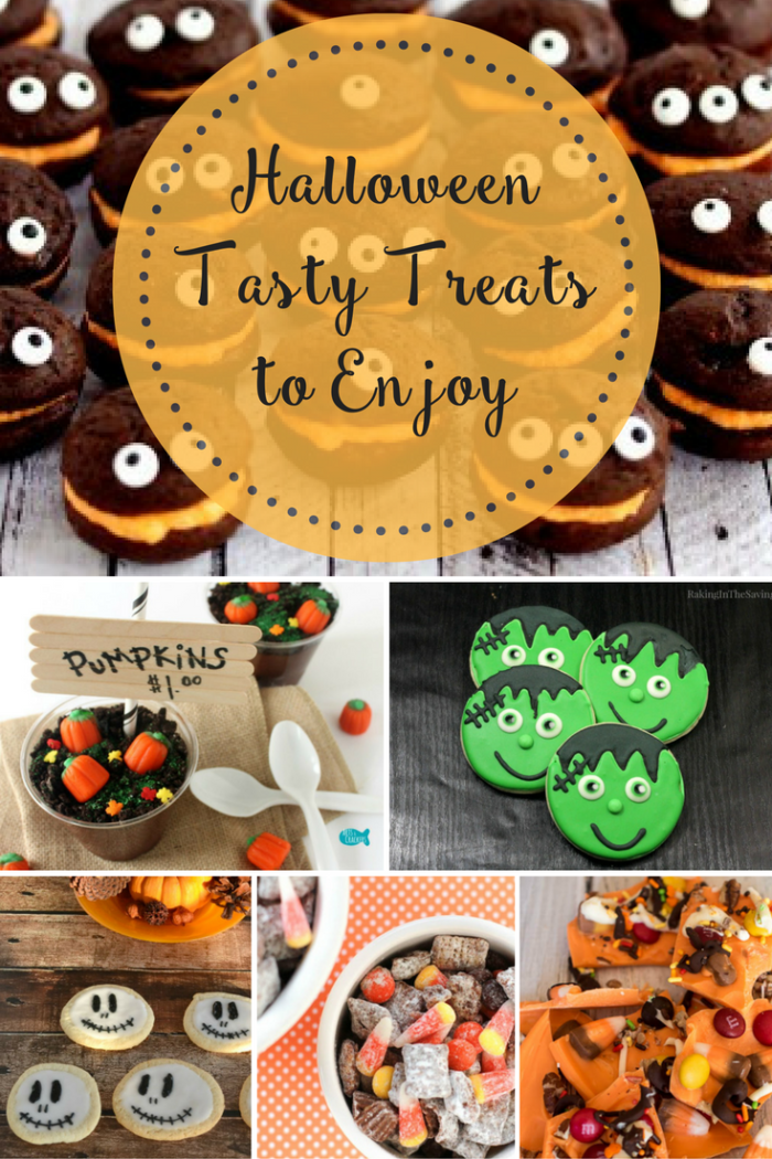TheInspiredHome.org // Halloween Tasty Treats To Enjoy