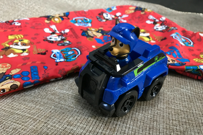 TheInspiredHome.org // Paw Patrol Chase