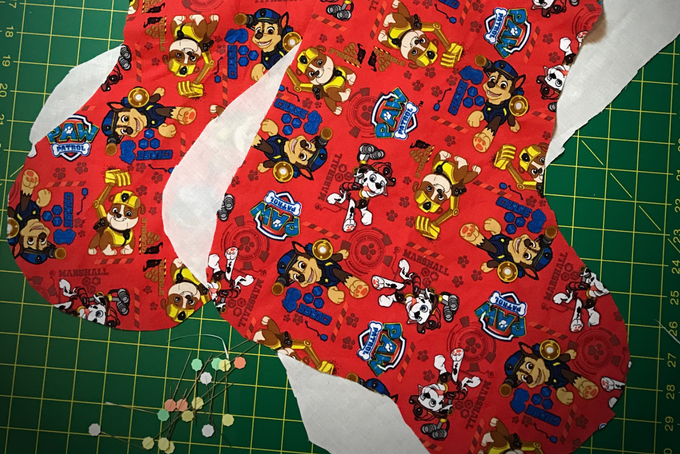 TheInspiredHome.org // DIY Paw Patrol Stocking Pattern