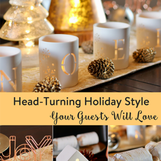 Head-Turning Holiday Style Your Guests Will Love