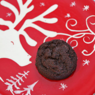 Double Chocolate Mint Cookies Recipe