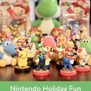 Nintendo Holiday Fun from a Self-Professed Geek