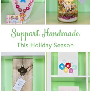 Support Handmade This Holiday Season