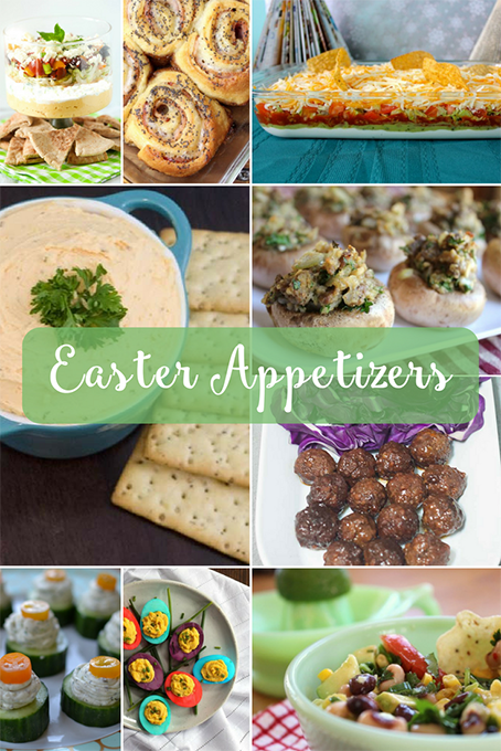 TheInspiredHome.org // Easter Appetizers