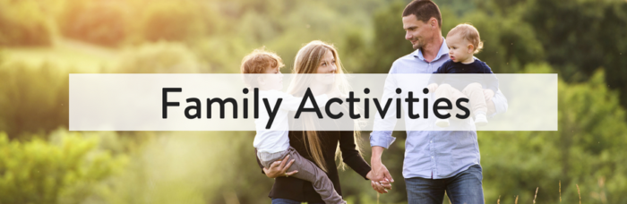 TheInspiredHome // Family Activities - Activities for Family - Fun Family Activities