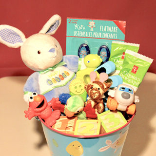 20 Ideas for Baby's First Easter Basket